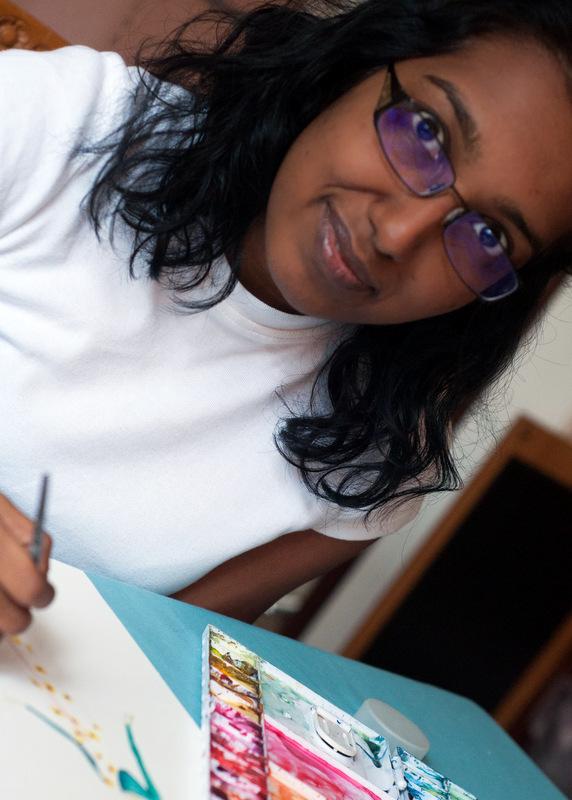Illustrator Aparna Ram